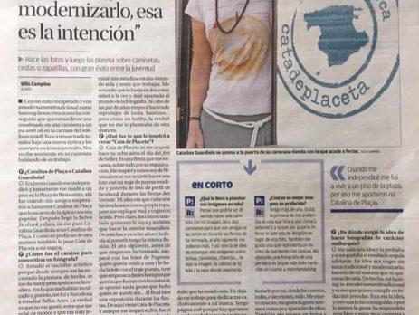 Entrevista Diari de Mallorca