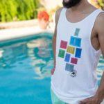 Camiseta PersianasDiseño UNISEX 2